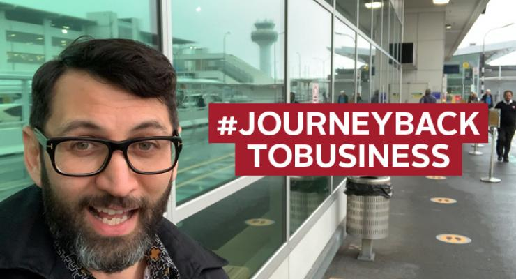 #JourneyBackToBusiness Video Series