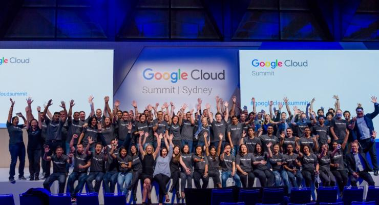 google cloud summit 1