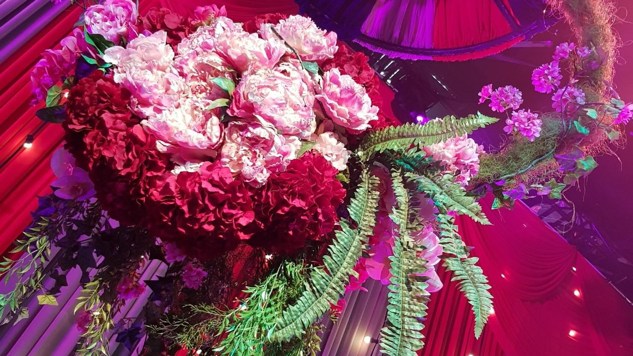 Event Production Flowers
