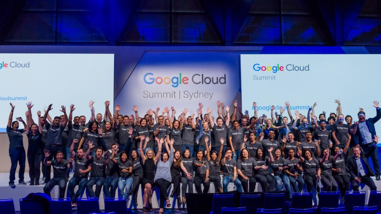google cloud summit 2
